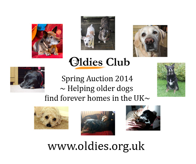 Oldies Club, Auction, fundraising