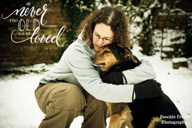 Oldies Club, senior dogs, Jasper, dog rescue