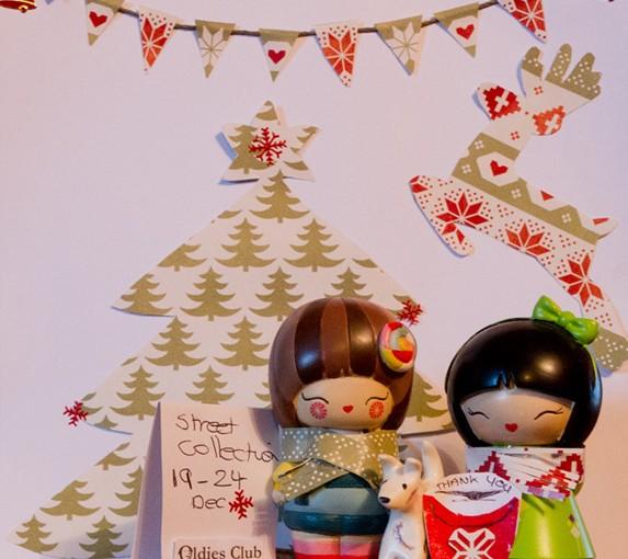 Web Oldies Club Christmas Virtual Street Collection Momiji-27-2s