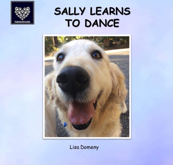 Sally Learns to Dance, oldies club, senior dogs, dog rescue